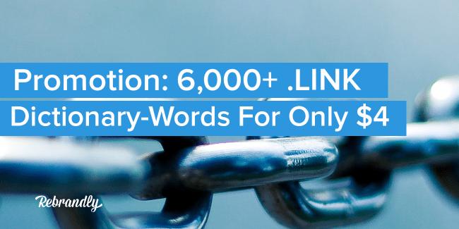 Promotion - 6,000+ .link