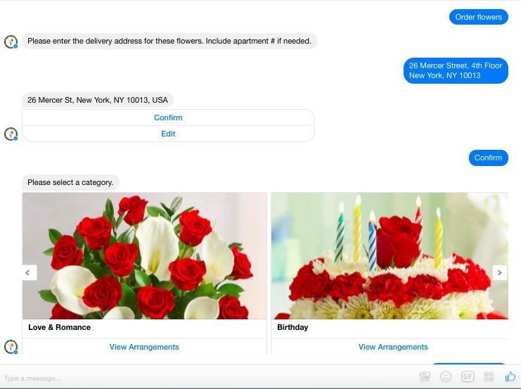 Facebook Messenger for eCom stores