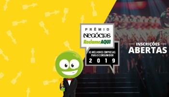 b06c47893 As inscrições para o Prêmio Época Negócios Reclame AQUI 2019 já estão  abertas!