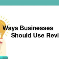 4 Ways to Use Customer Reviews to Build Your Business [Infographic]