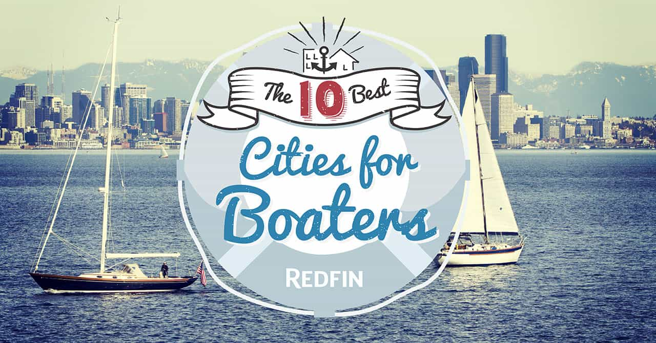 Best Cities for Boaters Banner