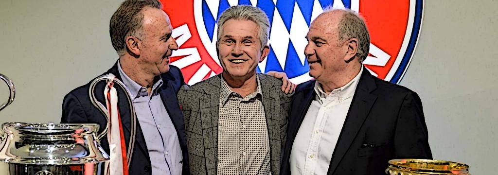 Jupp, Uli & Kalle