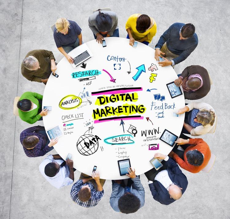 digital marketing platform