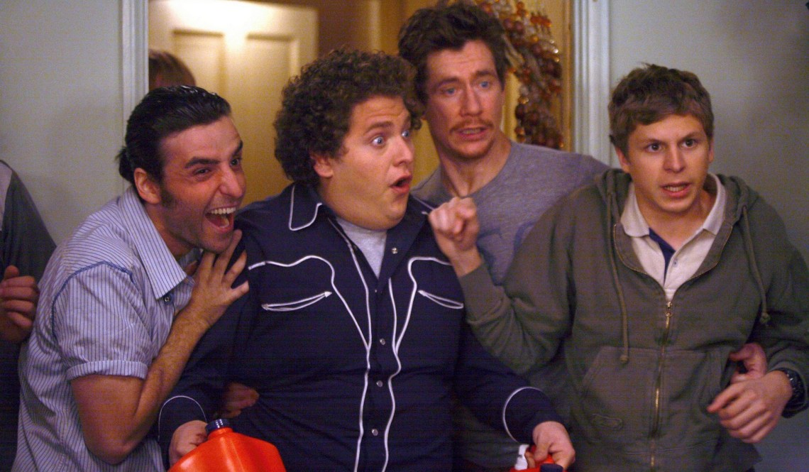 """""""Superbad"""" from Columbia Pictures"""