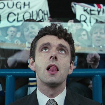"""Michael Sheen in """"The Damned United"""""""