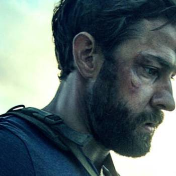 "John Krasinski in ""Tom Clancy's Jack Ryan"" from Amazon Studios."