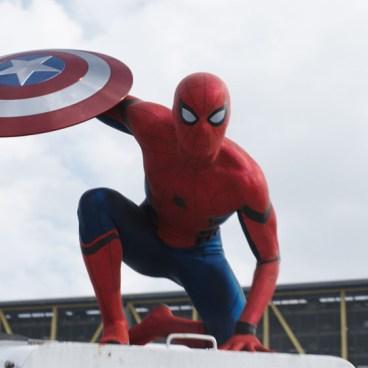 "Spider-Man in ""Captain America: Civil War"" from Marvel Studios"