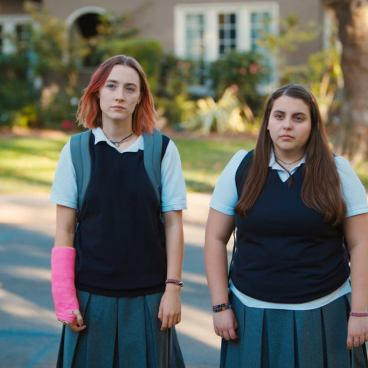 "Female Friendship: On display in ""Ladybird"" starring Saoirse Ronan and Beanie Feldstein"