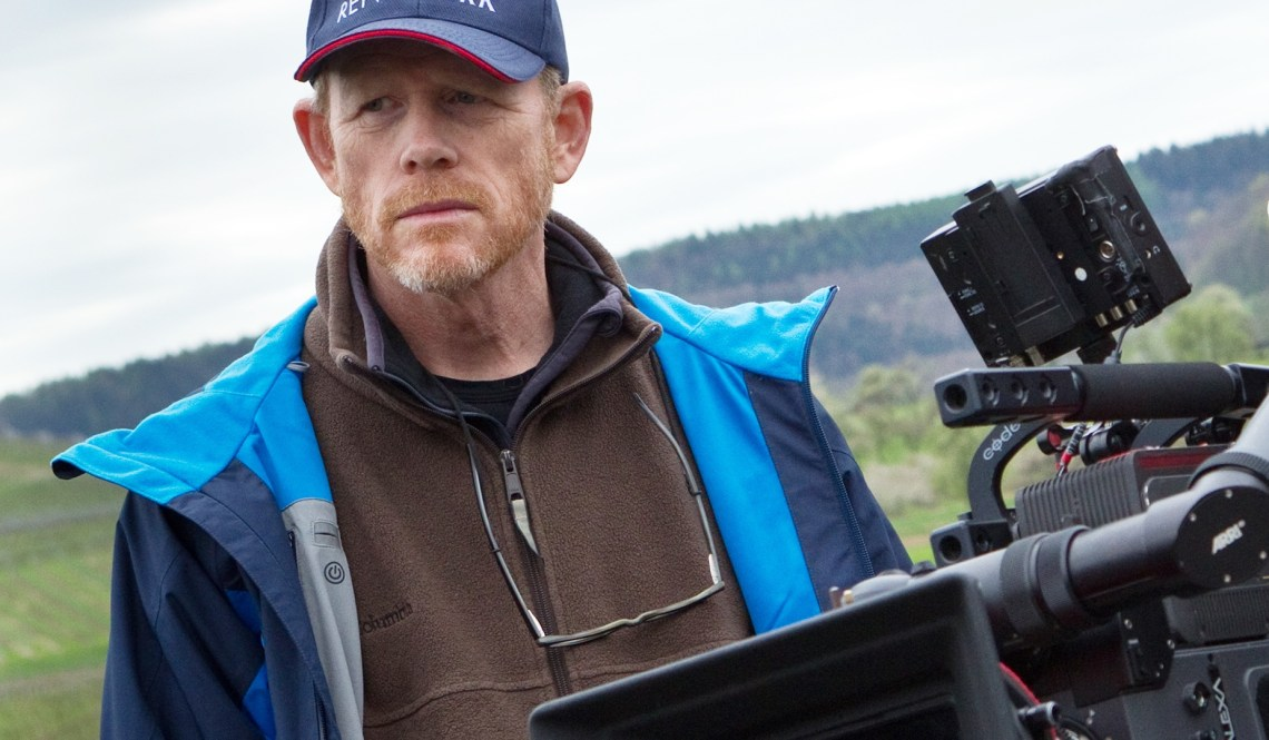 Ron Howard is one of Hollywood's greatest treasures.