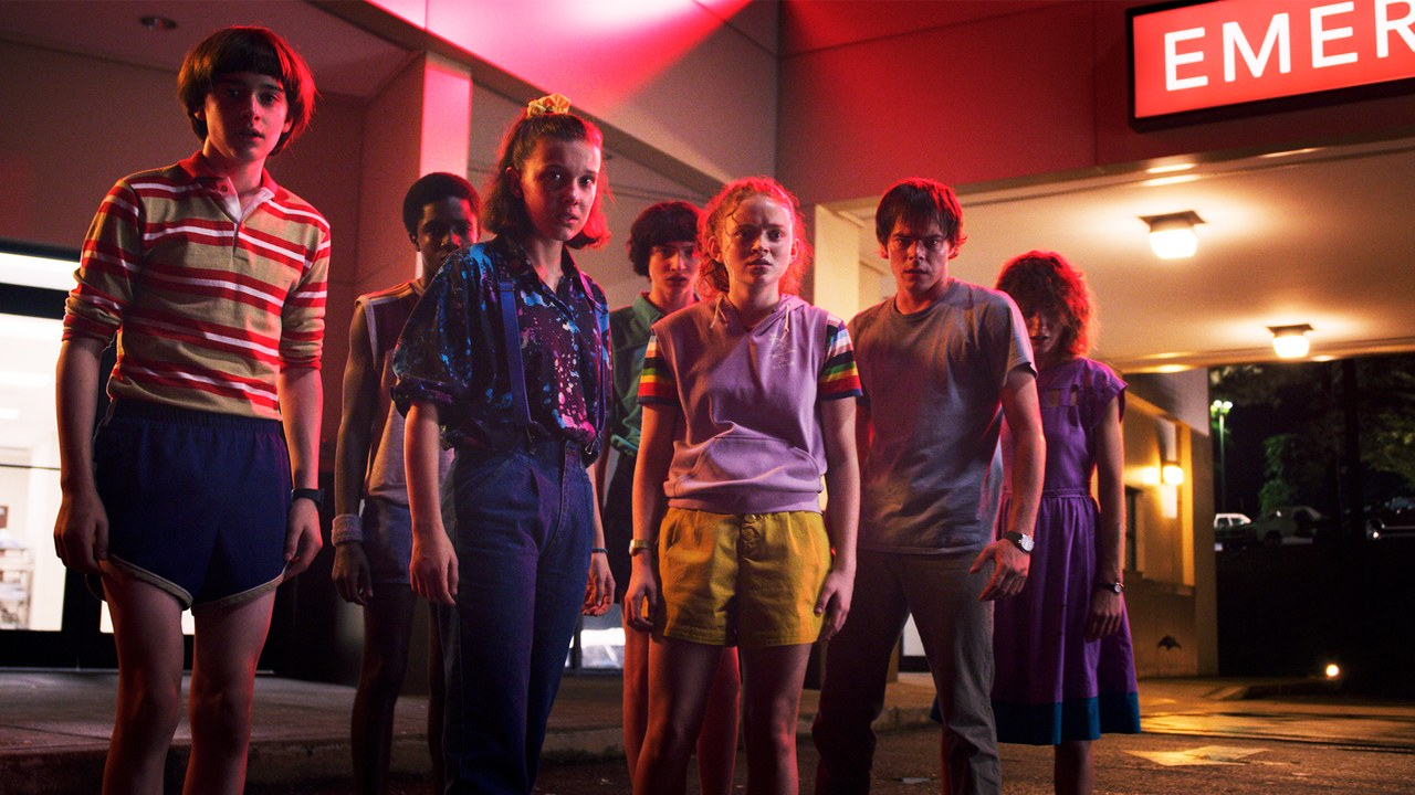 "A scene from ""Stranger Things 3"" via Netflix"