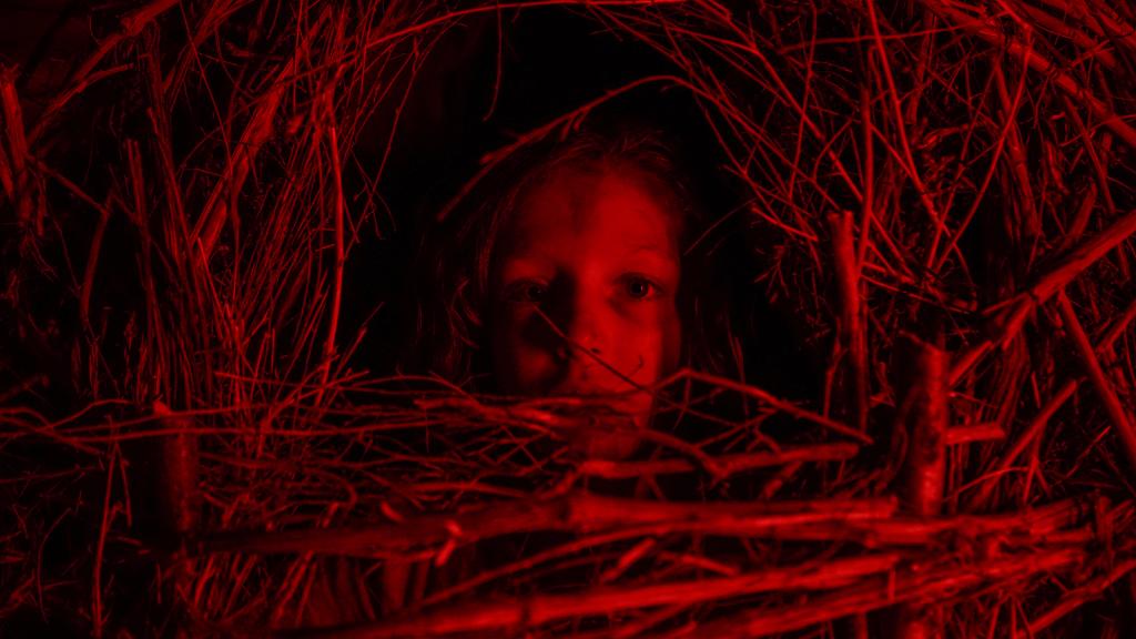 A Classic Horror Story - via Netflix
