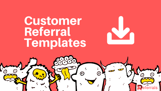 , How to Build a Customer Referral Program, Referrals Support and Blog
