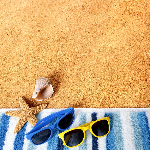 Toallas de playa personalizadas y originales con las que - Toallas de playa originales ...