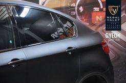 X6 Matte Black