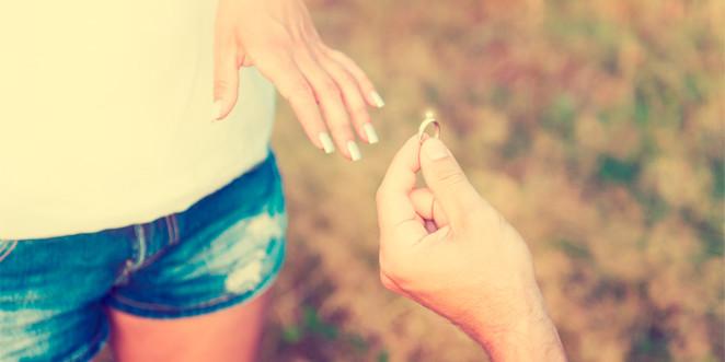 pedidos de casamento para se inspirar
