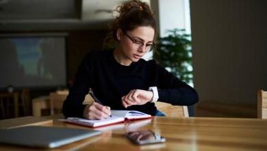 tempo para estudar