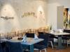 Gemütliche Gasträume Restaurant Leuchtfeuer Horumersiel