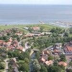 Horumersieler Tief, Hotel Leuchtfeuer Horumersiel Nordsee, Hafen, Nordsee, Strand, Wattenmeer