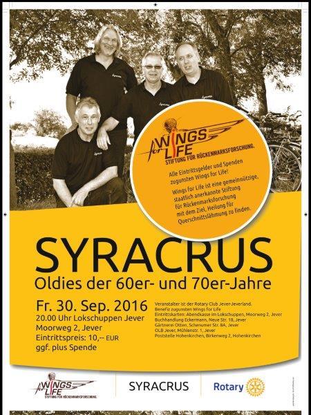 Konzert Rotary Jever Jeverland