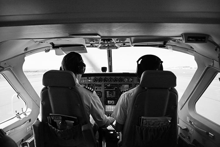 Flight to Morukuru