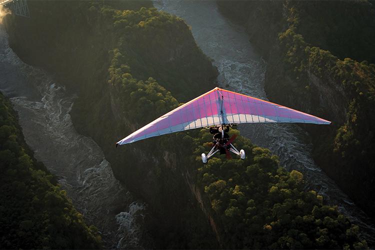 Batoka Gorge Flight