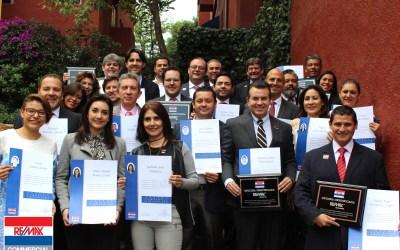 20 nuevos Asesores Comerciales en REMAX México