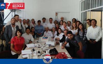 REMAX Activa festeja su 7º aniversario