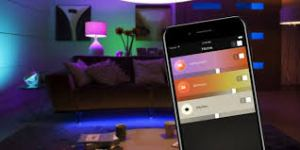 Eclairage intelligent - maison intelligente