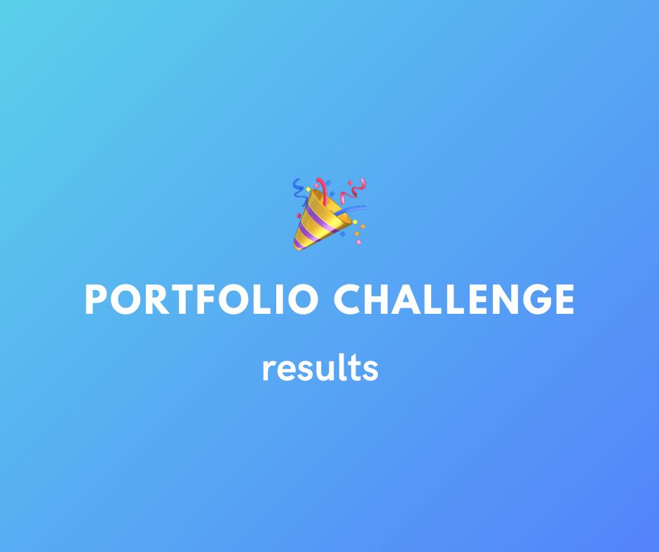 RemoteHub Portfolio Challenge results