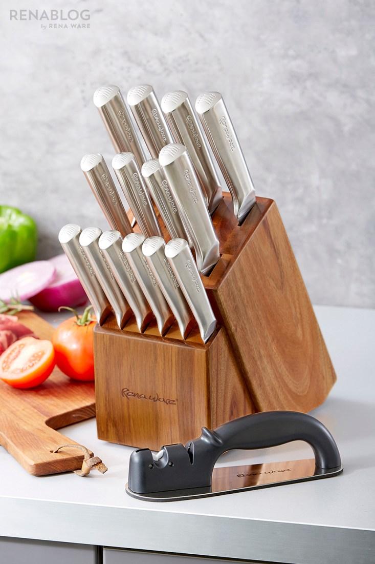 Juego de cuchillos Serie Élite