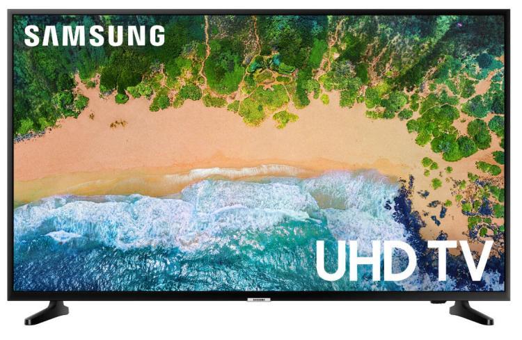 "Samsung 75"" UHD TV"
