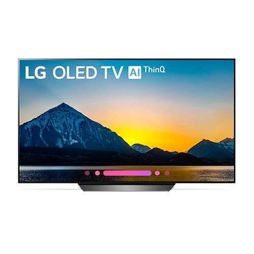 "LG 55"" 4K HDR OLED Smart TV"