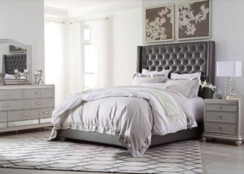 Ashley's 6-pc Coralayne bedroom set