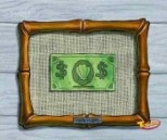 First Dollar Mr.Krabs