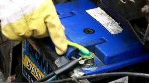 bateria coche mantener