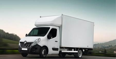 alquilar una furgoneta