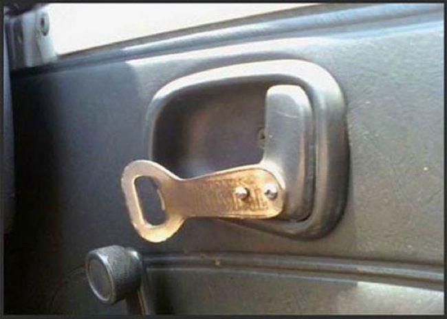 abridor puerta mecanica