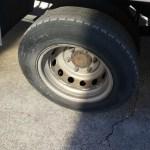 cambio rueda transit