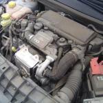 reparacion motor de arranque ford
