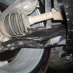 suspension ford