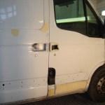 reparacion puerta renault