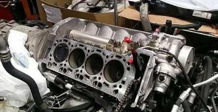 Peritación BMW X6 fallo del motor