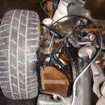 mecanica land rover rueda