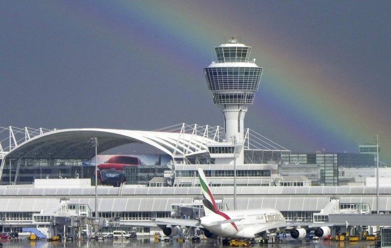 Repterek a nagyvilágban – Müncheni repülőtér