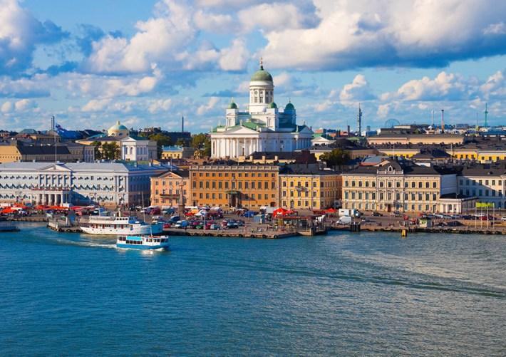 Helsinki – Top 5 észak-európai város