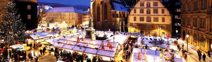 Brüsszelben található Európa egyik legnagyobb és legismertebb karácsonyi vására