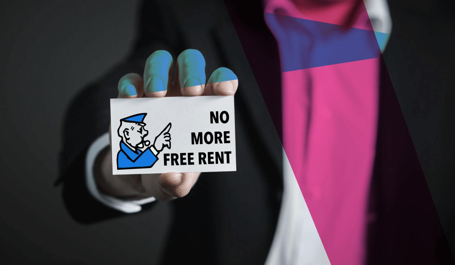Manhattan Landlords no longer offering free rent