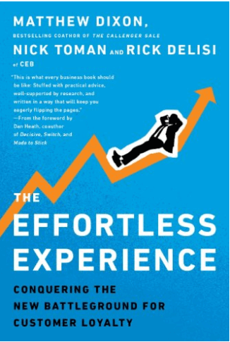 The Effortless Experience - Conquering the New Background for Customer Loyalty