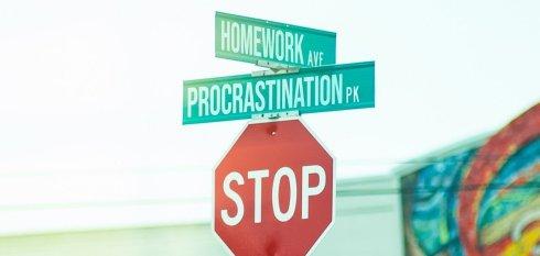 Procrastination lead