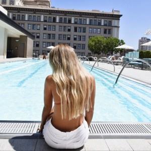 Daycation with Sam Wormser at AquaVie at the Westgate Hotel